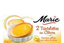 Tartelettes au Citron de Marie