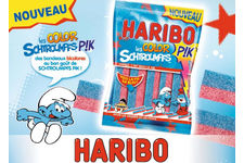 Color Schtroumpfs Pik Haribo