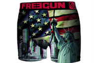La marque Freegun lance une collection de six boxers... 3D.