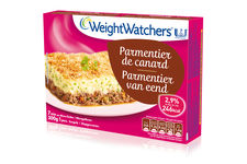 Le Parmentier de canard Weight Watchers Surgelés