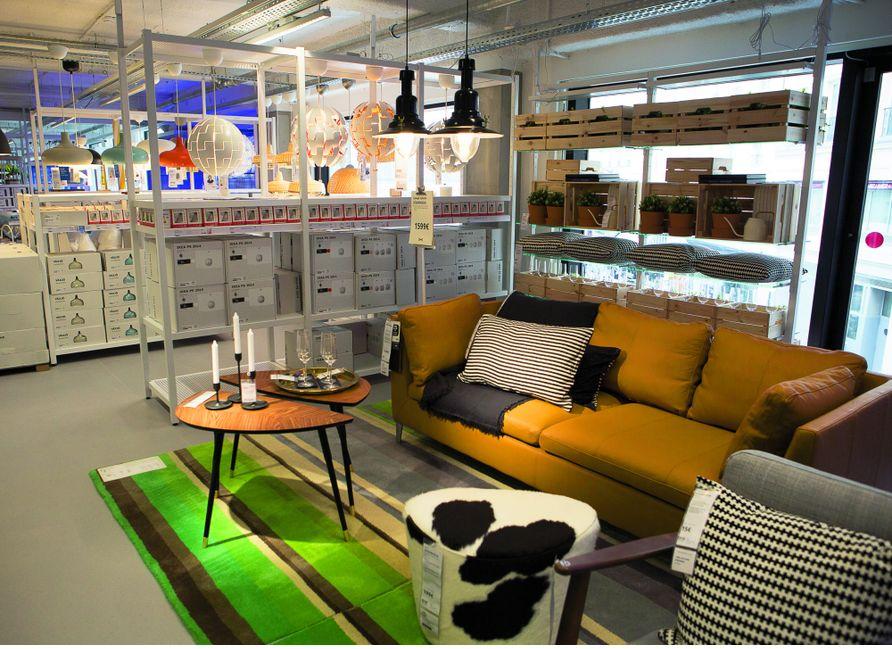 Ikea Reussit Sa Transformation Marche Maison