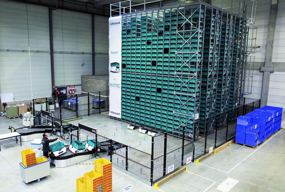 d1755b11308 Amazon vient d annoncer que son entrepôt de Brétigny-sur-Orge (91) sera  robotisé avec sa solution Kiva. Le géant américain n est pas le seul à  miser sur la ...