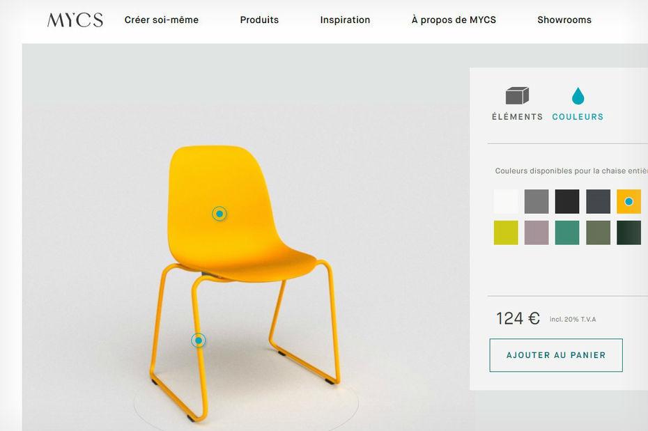mobilier sur mesure en ligne mycs l ve 10. Black Bedroom Furniture Sets. Home Design Ideas