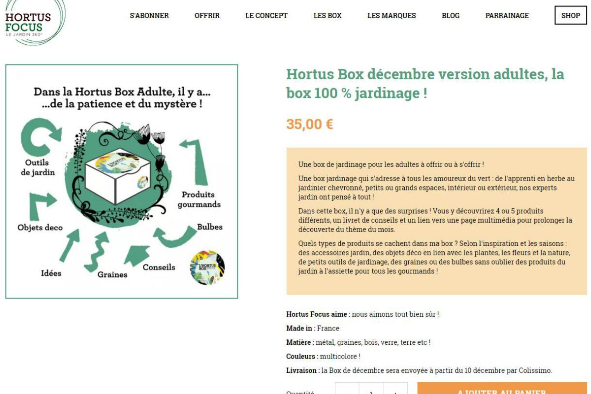 Hortus focus le site qui va vous faire aimer for Site jardinage