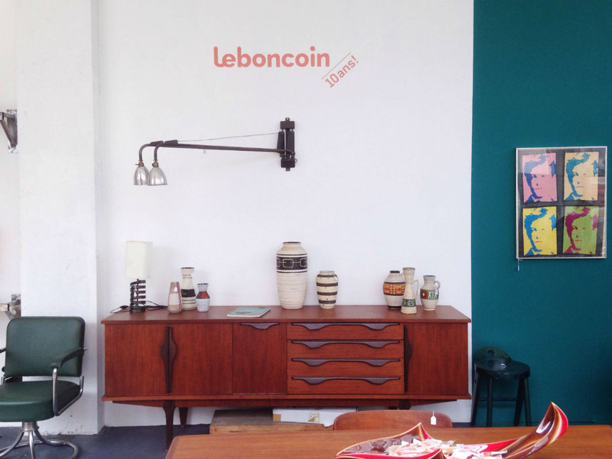 Leboncoin Inaugure Son Pop Up Store Deco