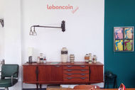 Pop-up store déco leboncoin