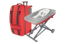 Une valise à bébé six-en-un de Canailles Dream