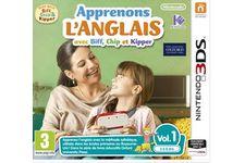 Apprenons l'anglais avec Biff, Chip et Kipper avec les consoles Nintendo 3DS et Nintendo 2DS
