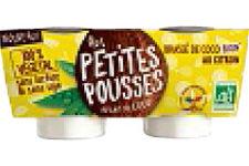 Desserts bio Les Petites Pousses