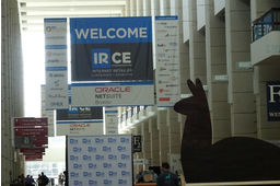 Le salon IRCE se tenait au McCormick Center, le centre de convention de Chicago