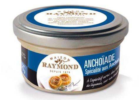 La maison raymond met le cap sur la m diterran e fruits for Anchoiade maison