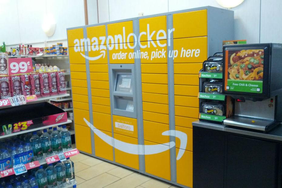 Dhl Pickup Locations >> Euralille teste les casiers de retrait Amazon
