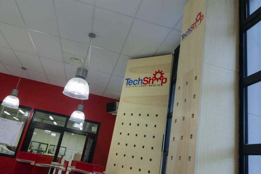 Leroy Merlin Présente Son Premier Tech Shop