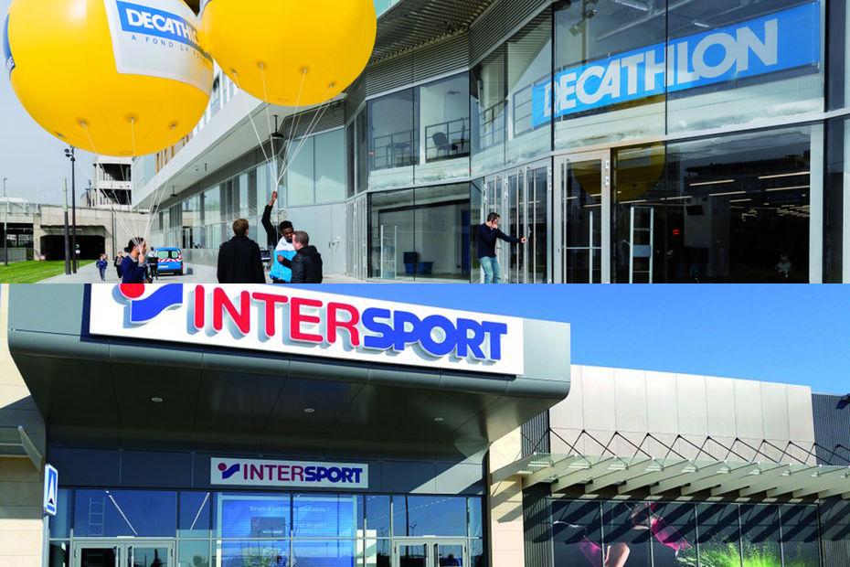 Les points de vente Intersport Site des Marques