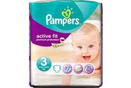 Les couches Active Fit Midpack Premium Protection de Pampers