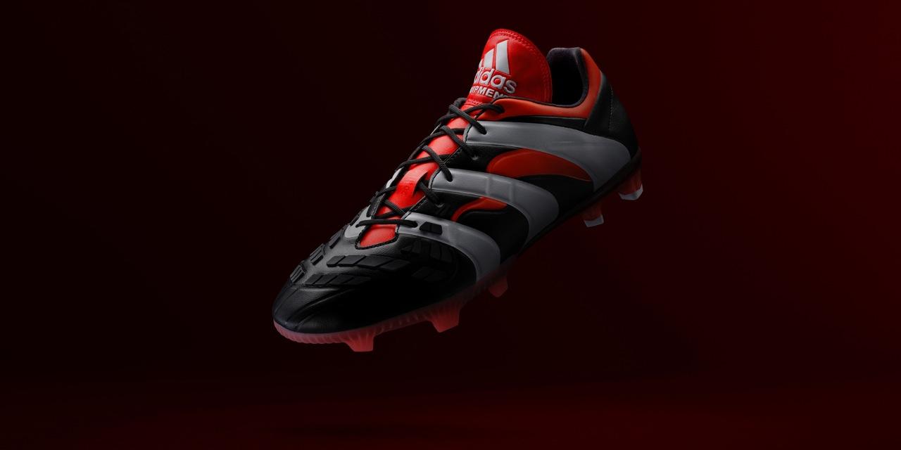 Adidas réédite la chaussure de Zidane