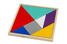 Lattjo « Puzzle Tangram » d'Ikea