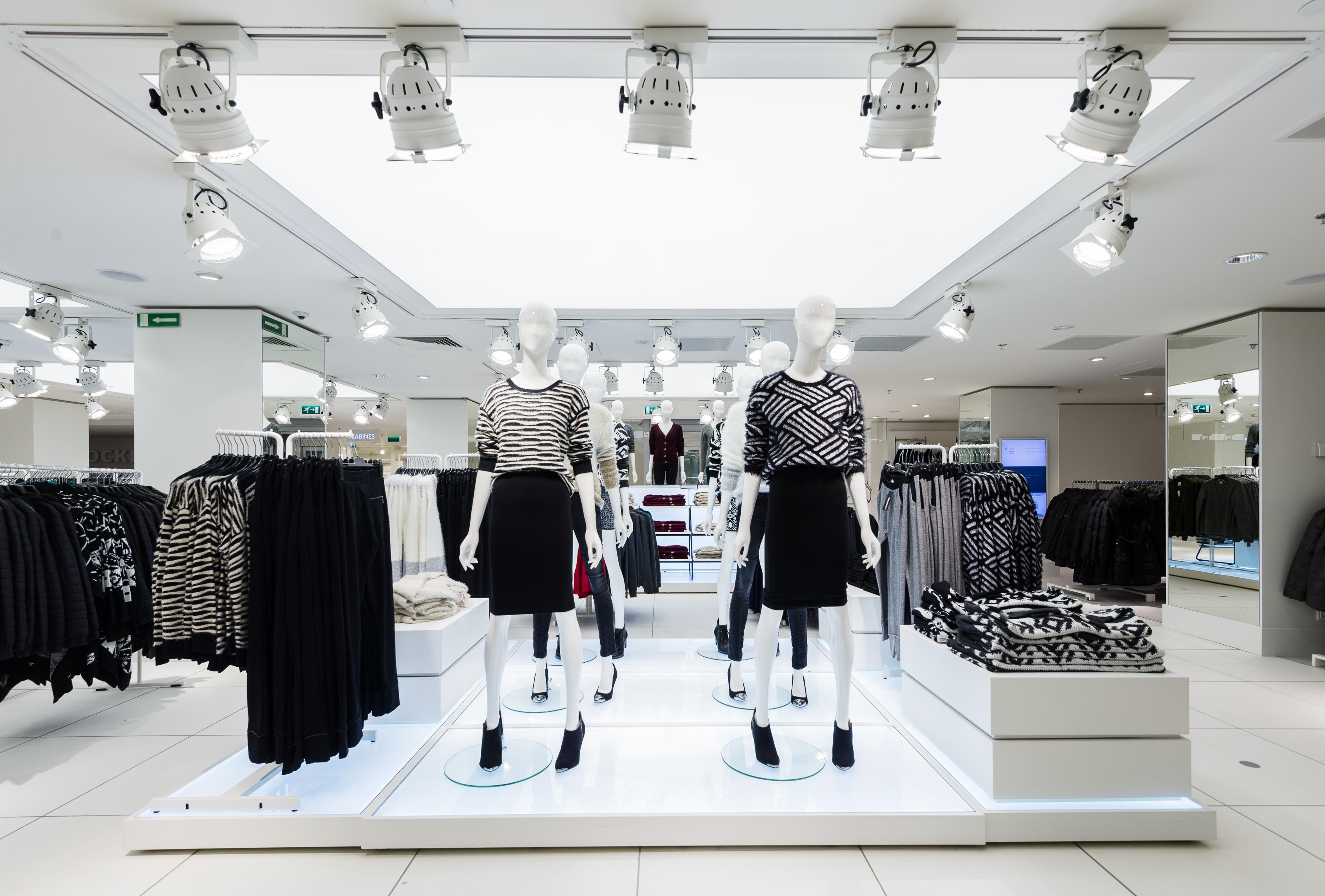 C a d voile paris un concept plus textile habillement - La redoute magasin paris ...