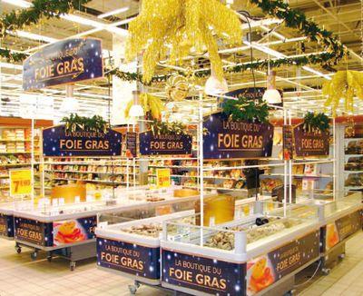 le foie gras fait oeuvre de p dagogie grande distribution et consommation. Black Bedroom Furniture Sets. Home Design Ideas