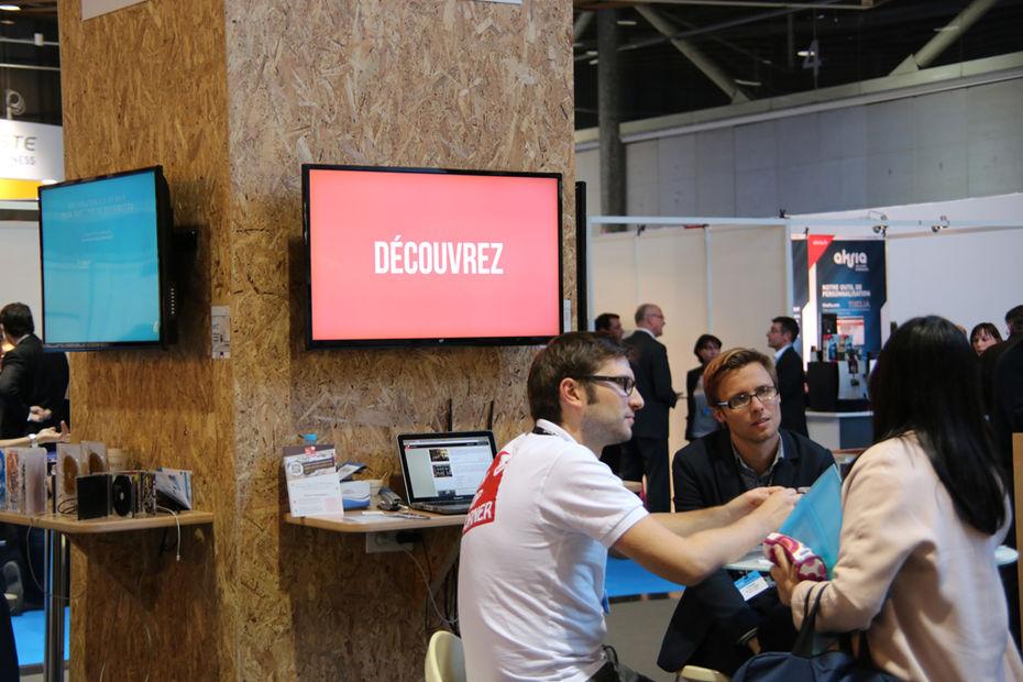 Focus sur les startups du connected innovation for Salon conext