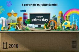 Prime Day : Amazon explose ses records de vente