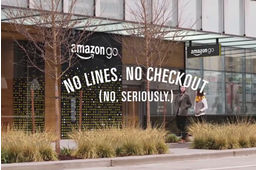 Magasin Amazon Go à Seattle
