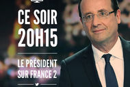 Interview François Hollande France 2