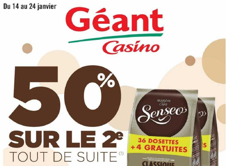 Geant casino le tampon
