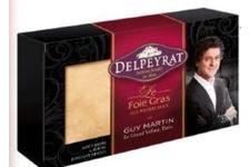 Foie Gras aux Poivres Doux par Guy Martin Delpeyrat