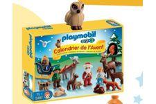 Le Calendrier de l'Avent 123 de Playmobil
