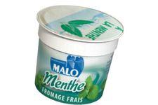 Fromage frais à la menthe 40% de Malo