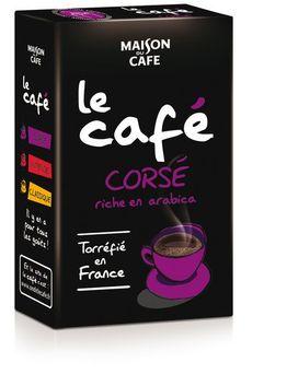 Maison du caf rajeunit l 39 image du caf moulu enqu tes for Maison du cafe andrezieux