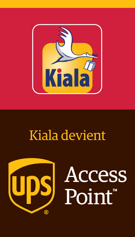 points relais fini kiala bonjour ups access. Black Bedroom Furniture Sets. Home Design Ideas