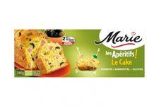 Le Cake Jambon Emmental Olives de Marie
