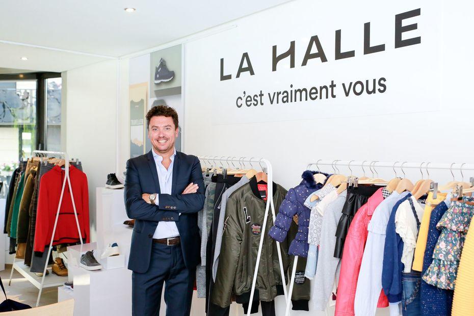 new design cozy fresh differently La Halle et La Halle aux chaussures ne font...