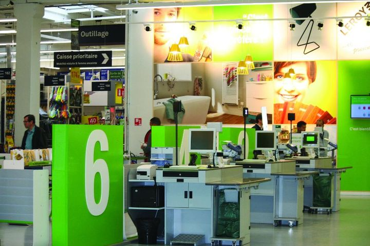 Leroy merlin teste le magasin collaboratif bricolage - Magasin leroy merlin en france ...