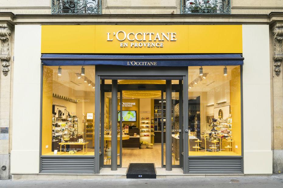 964d7e887a64c La boutique L Occitane située avenue des Ternes à Paris est la première à  adopter