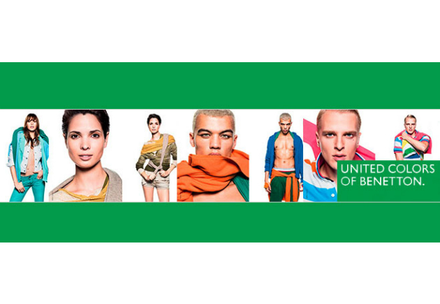 Benetton verse 1,6 million de dollars aux  Textile, habillement