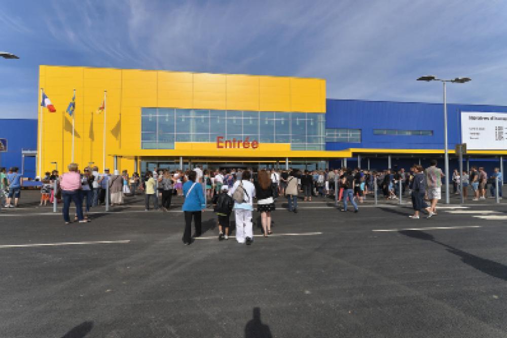 Ikea investit un milliard d 39 euros dans le climat for Ikea dans nyc manhattan