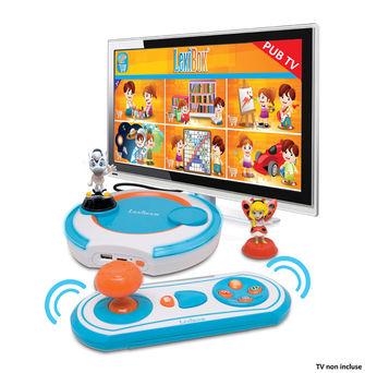 Lexibook lance une console ducative loisirs culture - Console de jeux lexibook ...