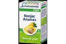 Konjac Ananas de Juvamine