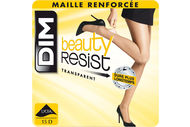Collant Beauty Resist Transparent 15D de DIM