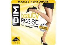Collant Beauty Resist Transparent 15D de DIM de Dim 1ce537d6ad0