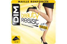 Collant Beauty Resist Transparent 15D de DIM