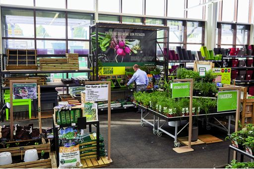 Gamm Vert : News de l\'enseigne de jardinerie sur LSA Conso