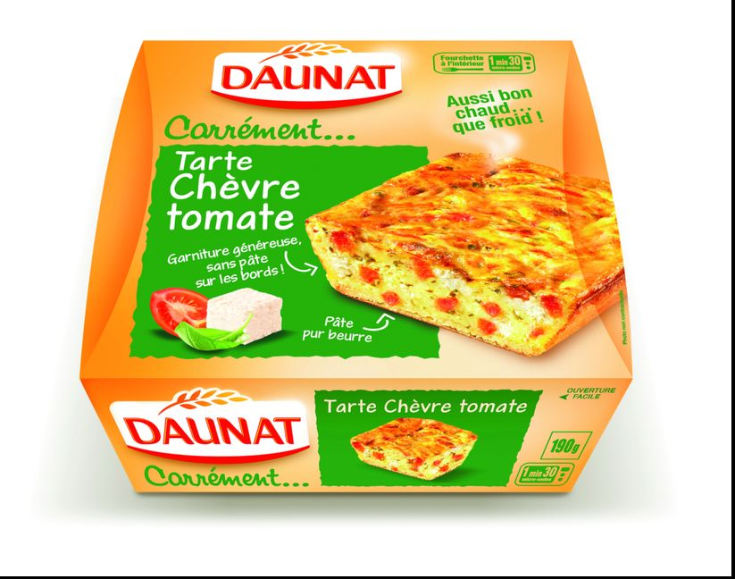 DAUNAT2015_11_25 HD Daunat Carres Tarte Chevre Tom
