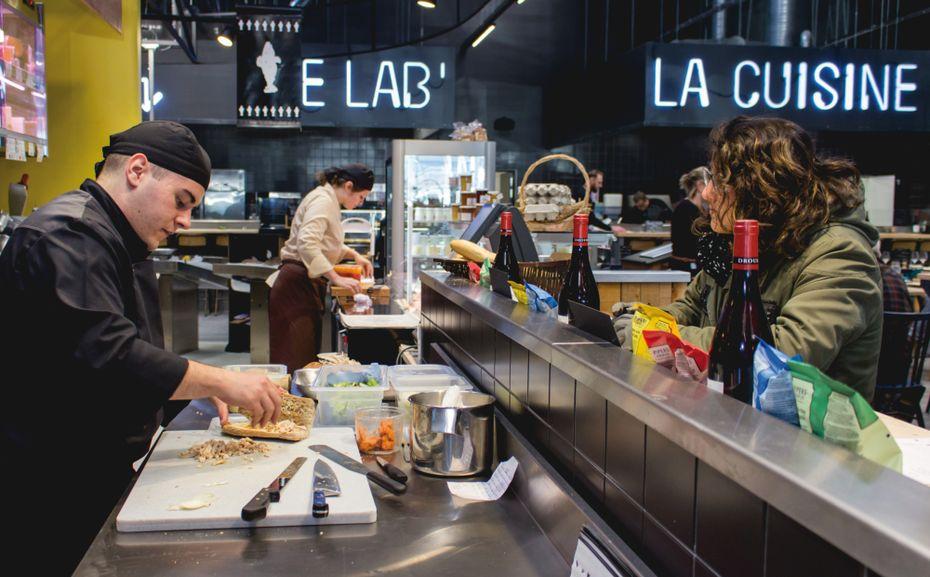 Better primeur fusion r ussie de la - Plats cuisines sous vide pour restaurant ...