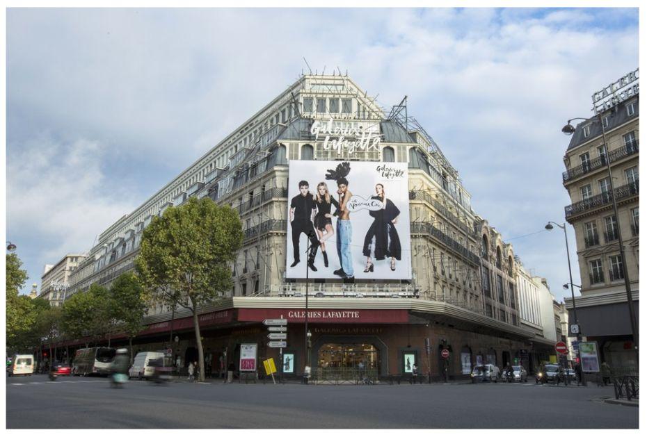 Le groupe de mode présidé par Philippe Houzé signe sa première grosse acquisition depuis 20 ans