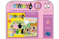 TF1 Publishing lance la première collection Barbapapa