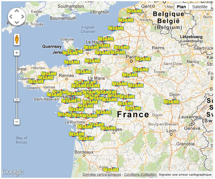 Magasin But France